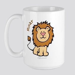 Roar (Lion) Large Mug