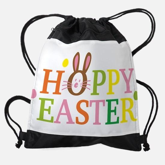 Happy Easter Drawstring Bag