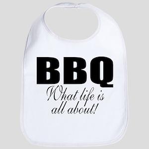 Barbeque Baby Bib