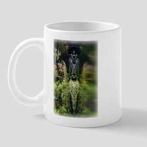 Beauty & the Beast Stone Totem Mug