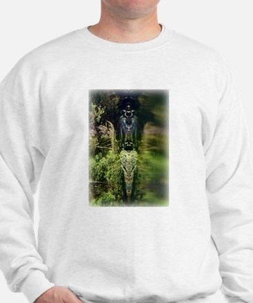 Beauty & the Beast Stone Totem Sweatshirt