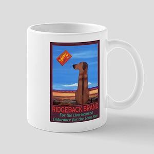 Ridgeback Brand Mug