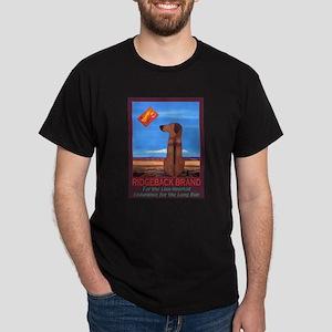 Ridgeback Brand Dark T-Shirt