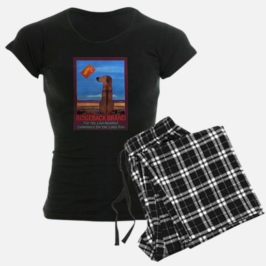 Ridgeback Brand Pajamas