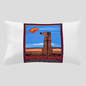 Ridgeback Brand Pillow Case