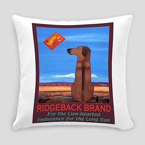 Ridgeback Brand Everyday Pillow