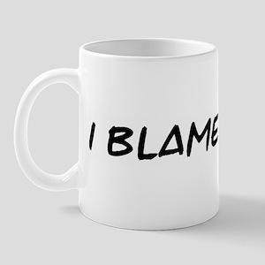 I Blame Ahmad Mug