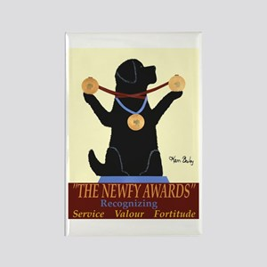 The Newfy Awards Rectangle Magnet