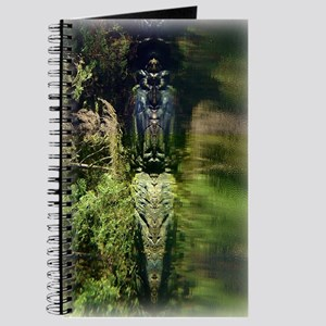 Beauty & the Beast Stone Totem Journal