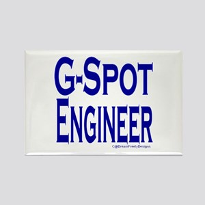 G-Spot Engineer Rectangle Magnet