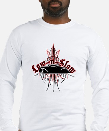 Low N Slow Long Sleeve T-Shirt