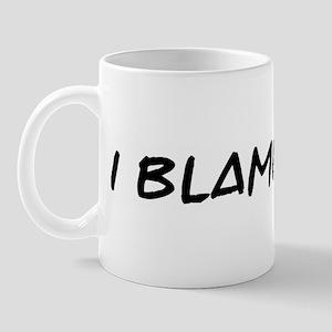 I Blame Dave Mug