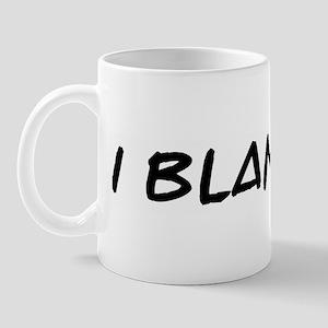 I Blame Eli Mug