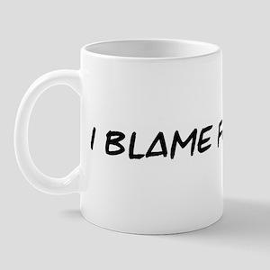 I Blame Fernando Mug