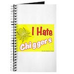 I Hate Chiggers Journal
