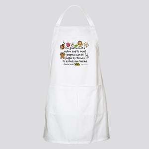 Greatness Of A Nation BBQ Apron