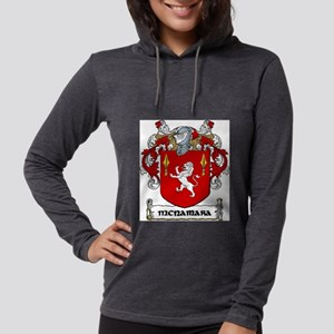 McNamara Coat of Arms Long Sleeve T-Shirt