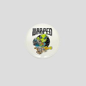 Warped @ eShirtLabs.Com Mini Button