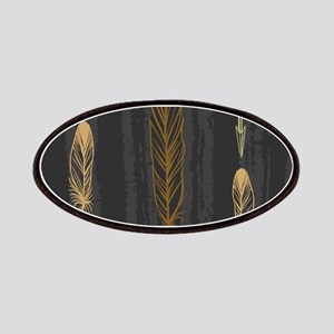 Arrow Feathers Patch