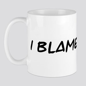 I Blame Judith Mug