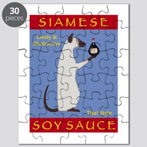 Siamese Soy Sauce Puzzle