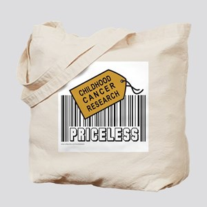 CHILDHOOD CANCER CAUSE Tote Bag