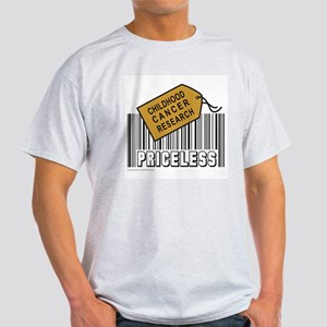 CHILDHOOD CANCER CAUSE Light T-Shirt