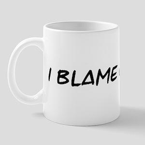 I Blame Joaquin Mug