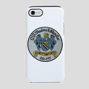 USS THEODORE E. CHANDLER iPhone 8/7 Tough Case