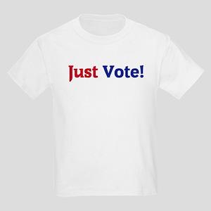 Just Vote Kids T-Shirt