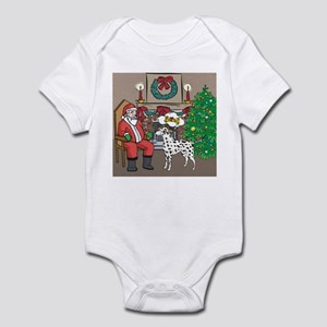 What A Dalmatian Wants For Christmas Infant Bodysu
