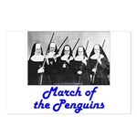 March of the Penguins Postcards (Package of 8)
