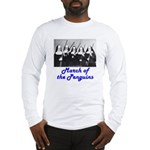 March of the Penguins Long Sleeve T-Shirt