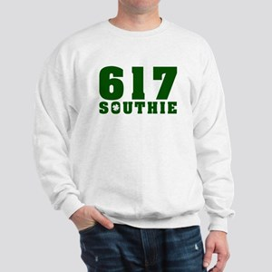 617 Southie, South Boston Sweatshirt