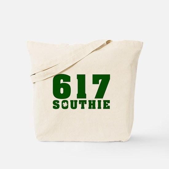 617 Southie, South Boston Tote Bag