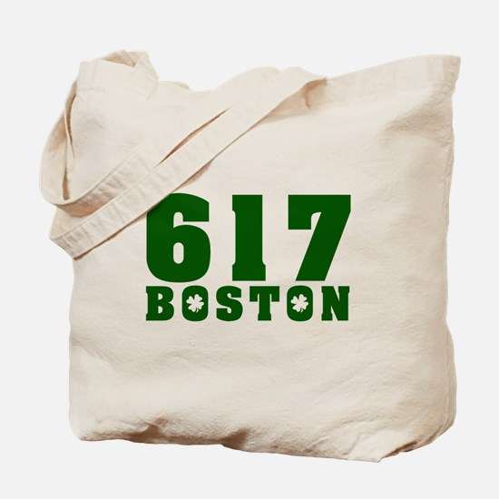617 Boston Tote Bag