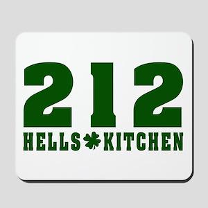 212 Hells Kitchen New York Mousepad