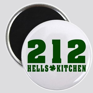 212 Hells Kitchen New York Magnet