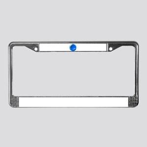 Virtual First Respomder License Plate Frame