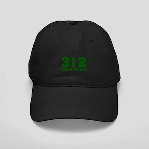 315 CHITOWN Chicago Black Cap