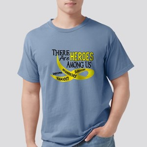 Heroes Among Us SARCOMA T-Shirt