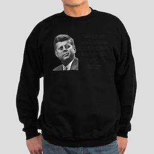 John F. Kennedy 16 Sweatshirt