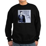 John f kennedy Sweatshirt (dark)