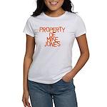 PROPERTY OF MIKE JONES Women's T-Shirt