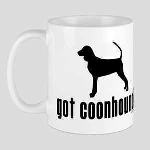 got coonhound? Mug