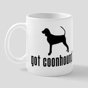 got coonhound? Mug