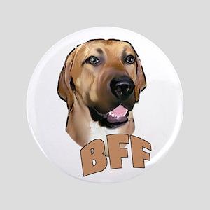 "bff blackmouth cur 3.5"" Button"