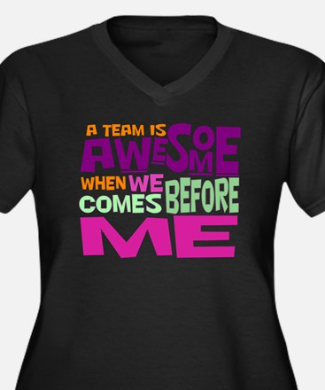 Funny office Plus Size T-Shirt
