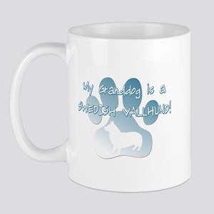 Swedish Vallhund Granddog Mug