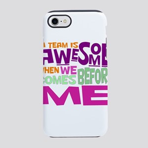 Funny office iPhone 8/7 Tough Case